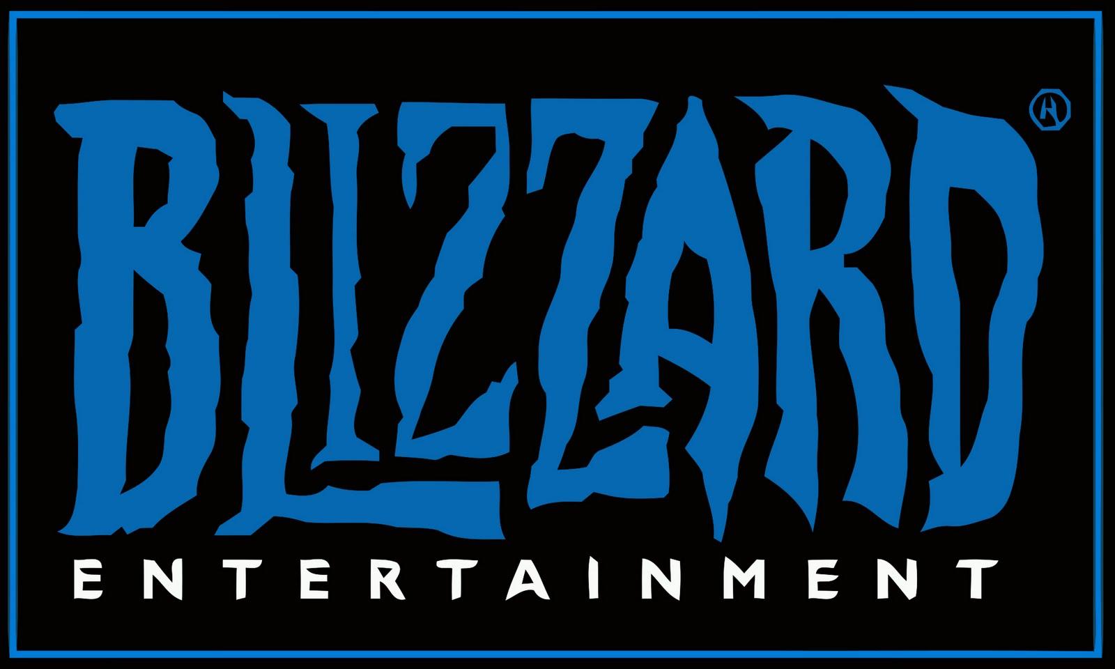 Blizzard Entertainment Logo HD Wallpaper 1600x960