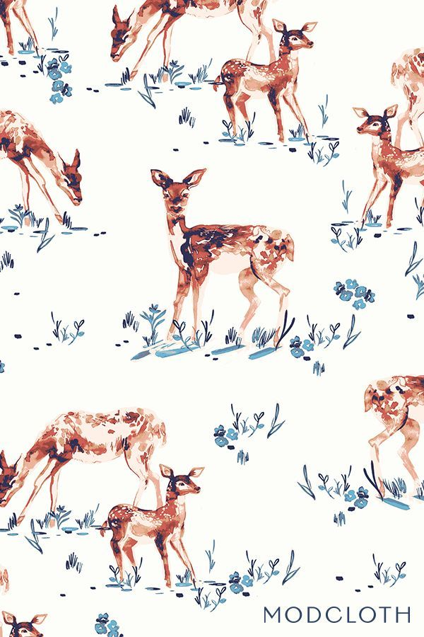 Wallpaper of the Week The Fawn Dont Stop   tech Deer 600x900