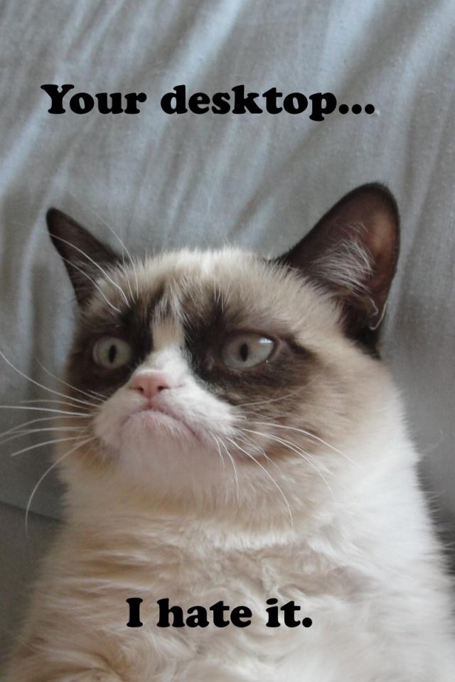 Grumpy Cat Iphone Wallpaper animalgals 640x960