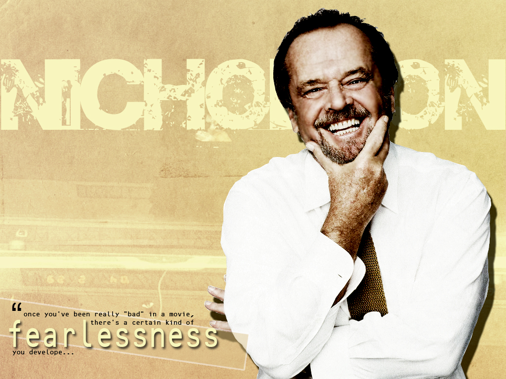 Jack Nicholson   Jack Nicholson Wallpaper 25421407 1024x768