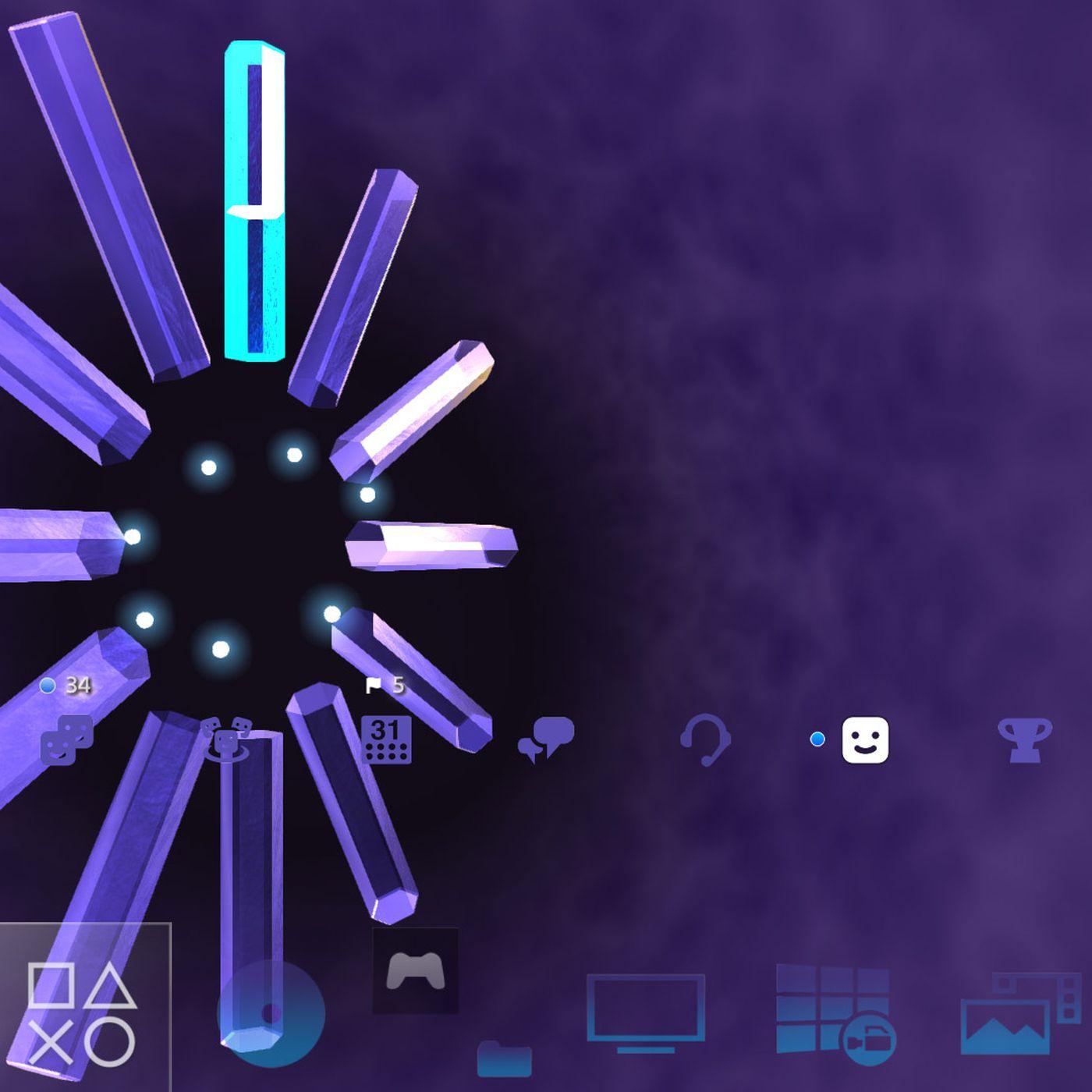 Sonys Legacy PS2 theme for PS4 is a fun hit of nostalgia   Polygon 1400x1400