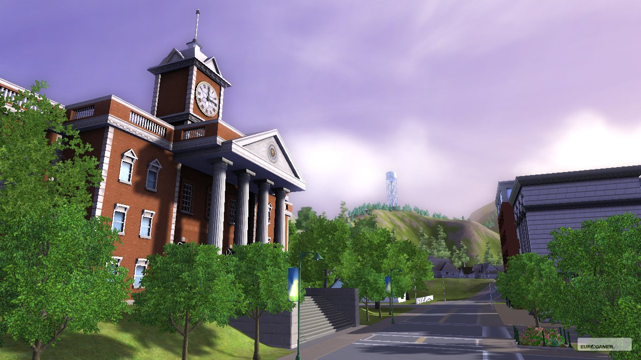 Free download The Sims 3 Wallpaper [1280x720] for your