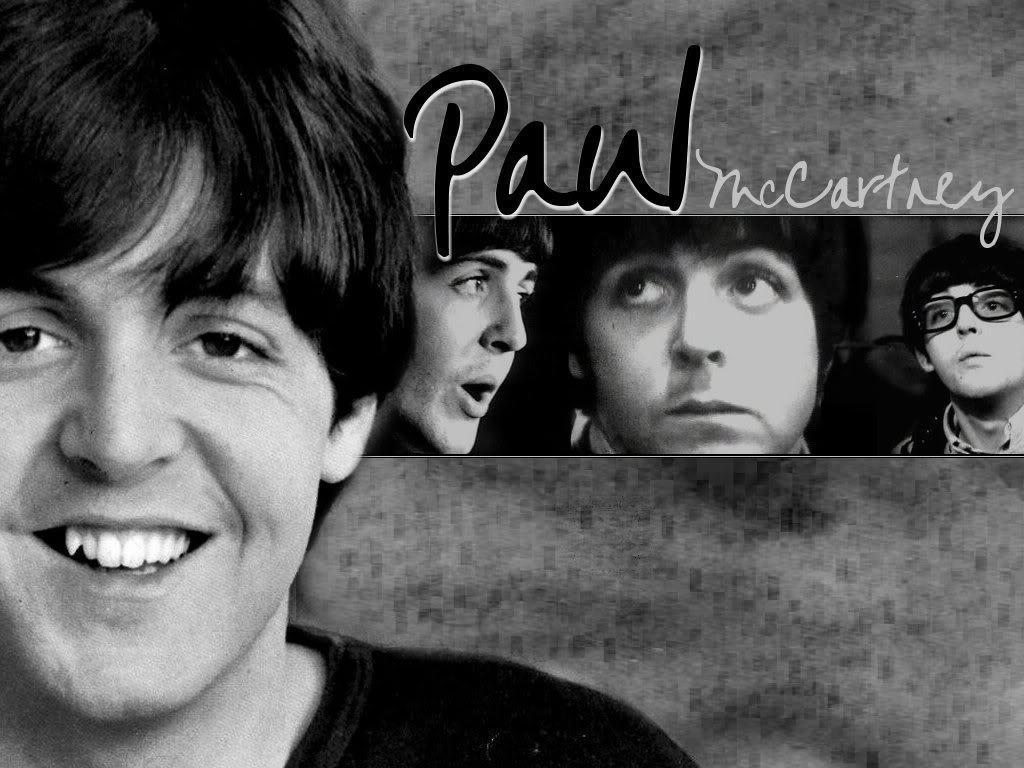 PAUL   Paul McCartney Wallpaper 13593623 1024x768