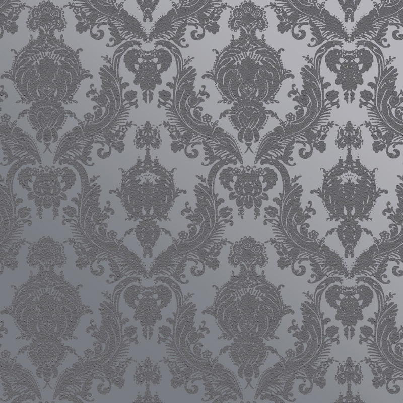 Damsel Textured Blue Pearl Removable Wallpaper by Tempaper 800x800