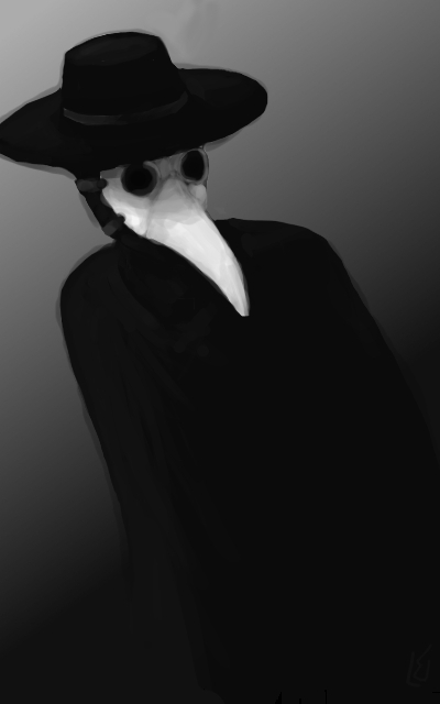 Plague Doctor by MrJosef 400x640