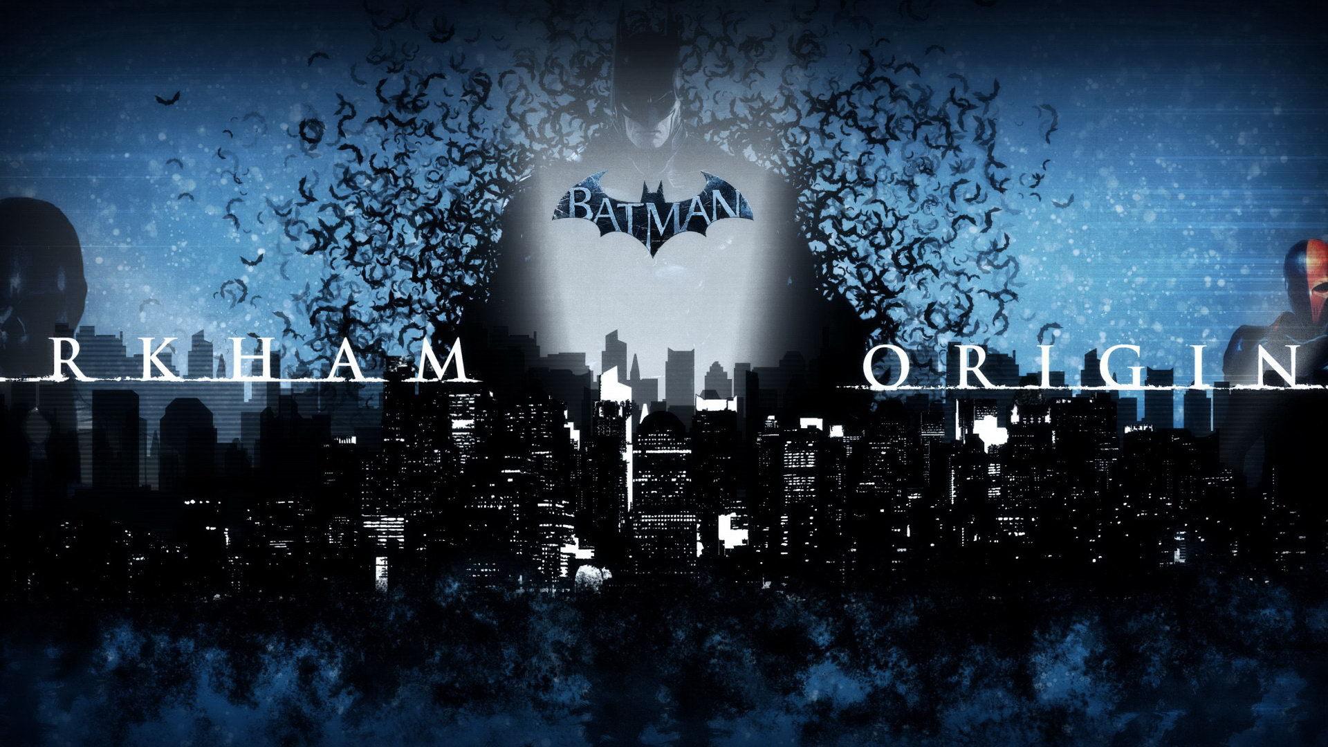 Batman Arkham Origins Screensaver Hd Wallpapers And Images 1920x1080