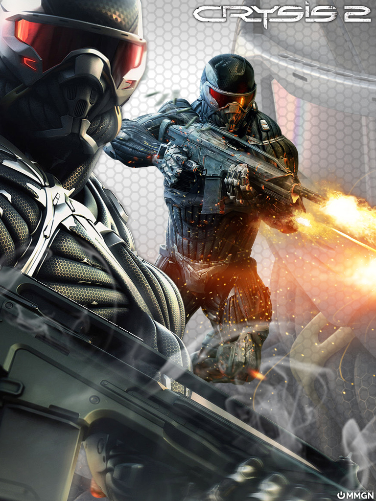 Crysis 2 Wallpapers   MMGN Blogs 768x1024