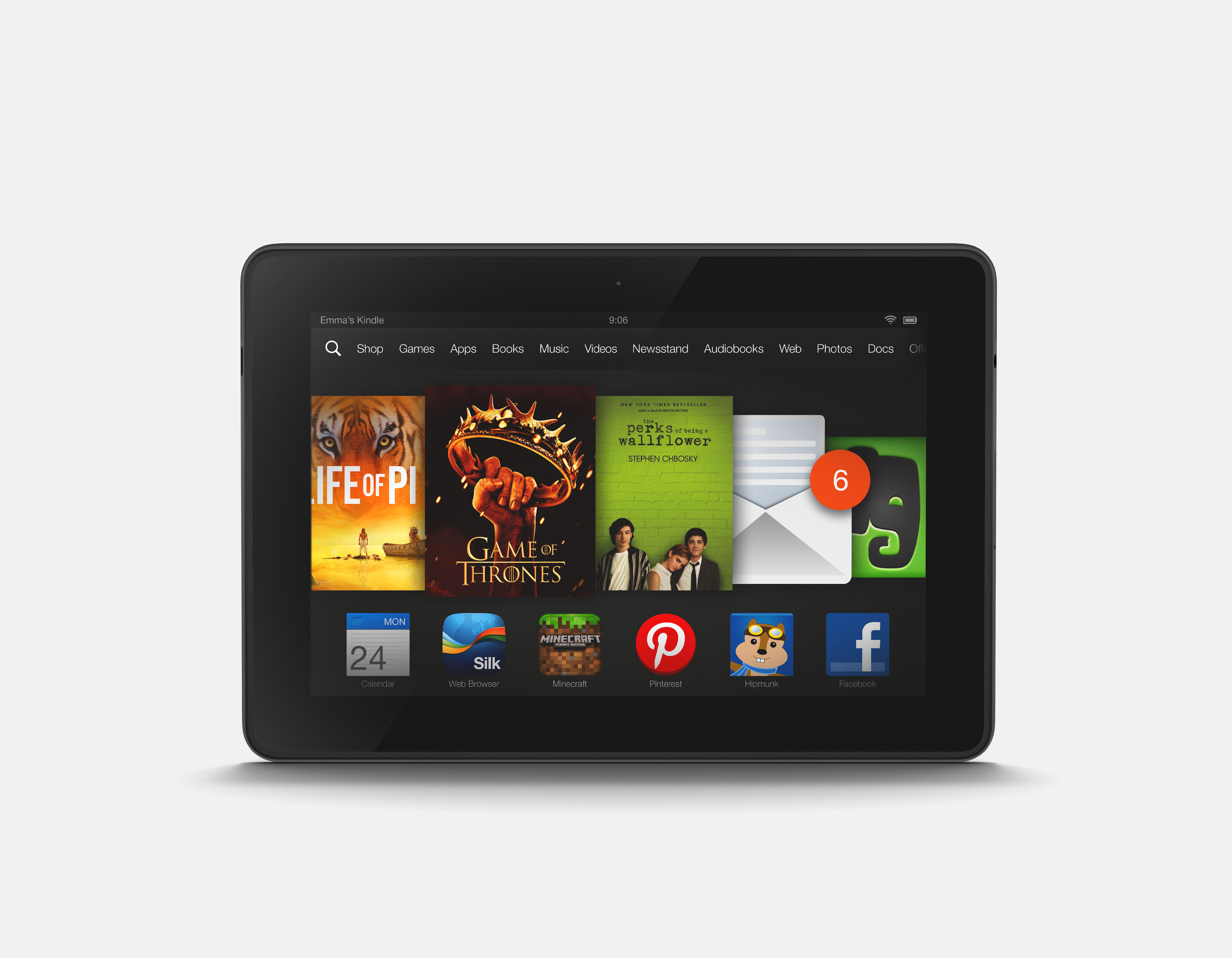 Kindle Fire HD 5314x4133