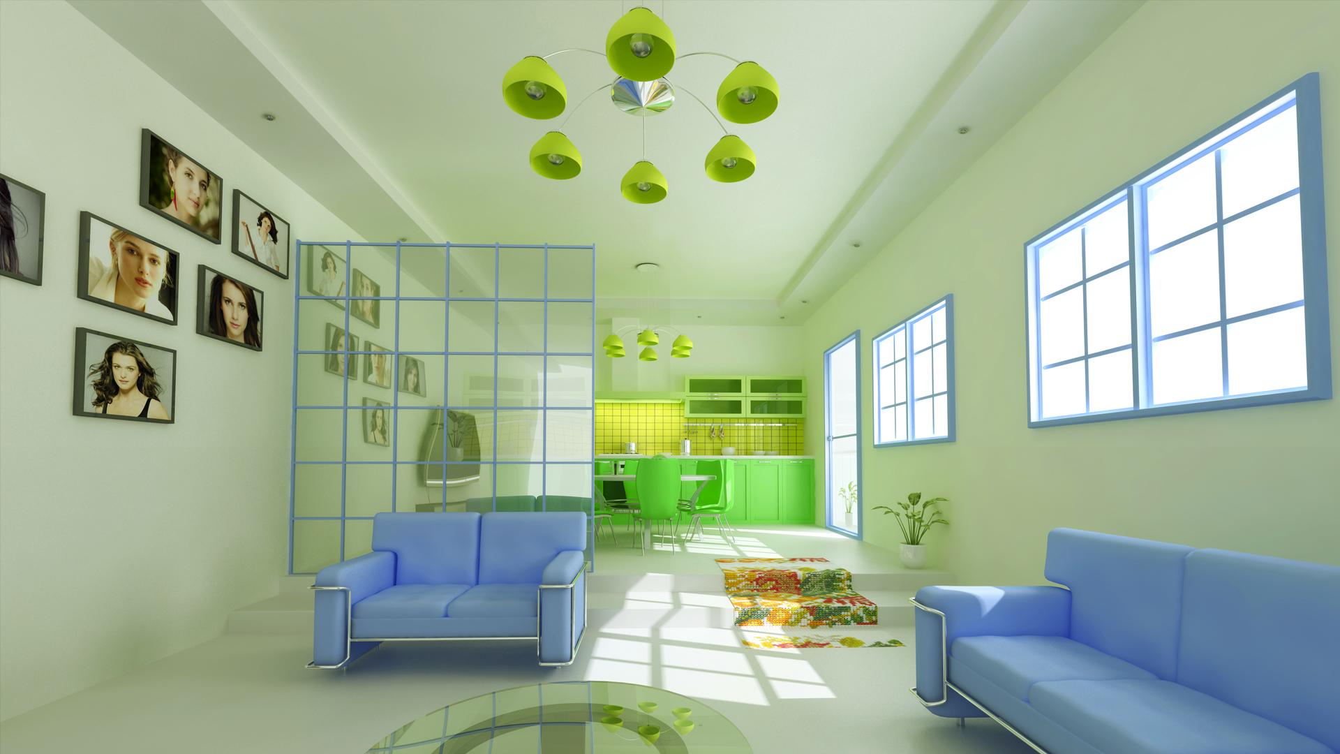 Interior Design HD wallpapers 1920x1080