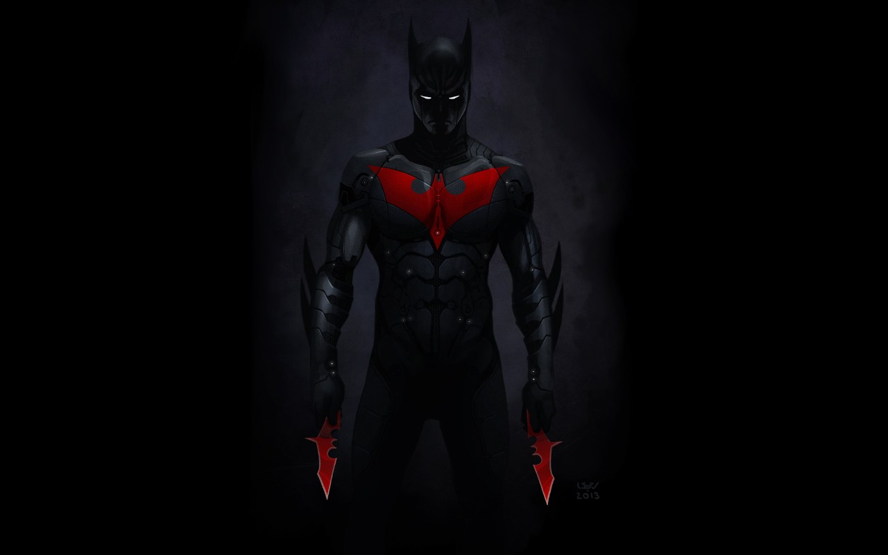 33 Batman Beyond HD Wallpapers Backgrounds 1280x800