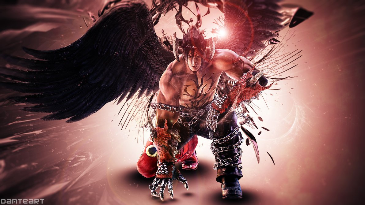 Tekken Tag 2 Devil Jin Wallpaper by DanteArtWallpapers 1191x670