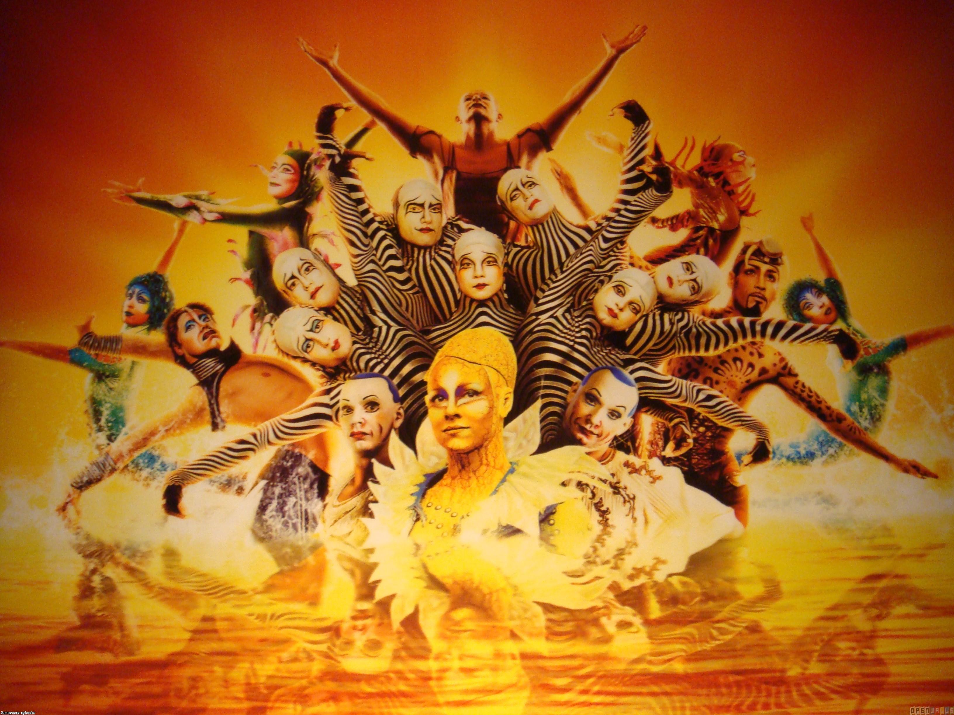 Cirque du soleil wallpaper 3264x2448