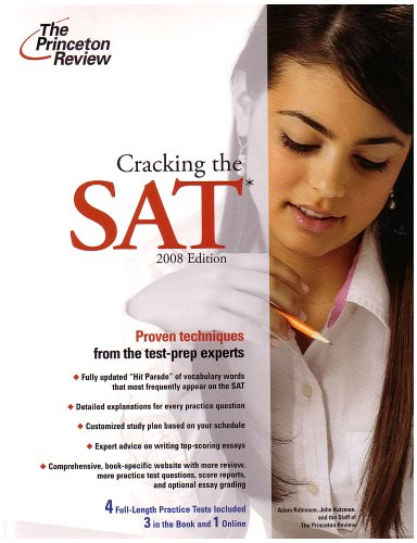 sat princeton review book image search results 384x500