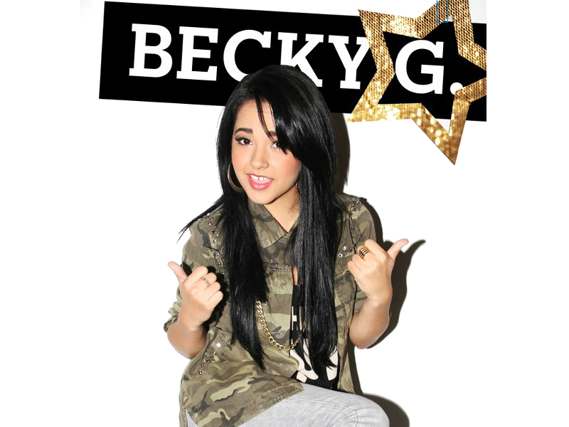 Becky G Png by LuzcaEditions 800x600