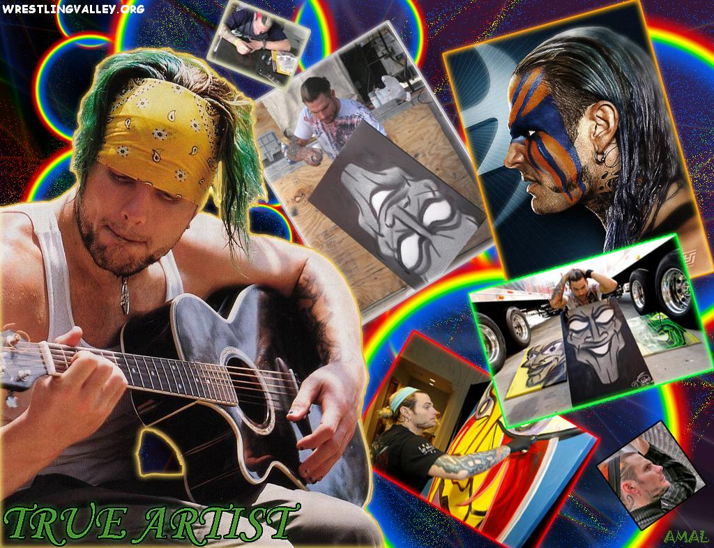 Wallpaper of Jeff Hardy WWE Fast Lane WWE Superstars and WWE 1024x786