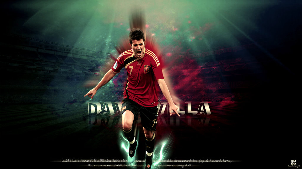 david villa 2014 wallpaper Desktop Backgrounds for HD Wallpaper 1024x576