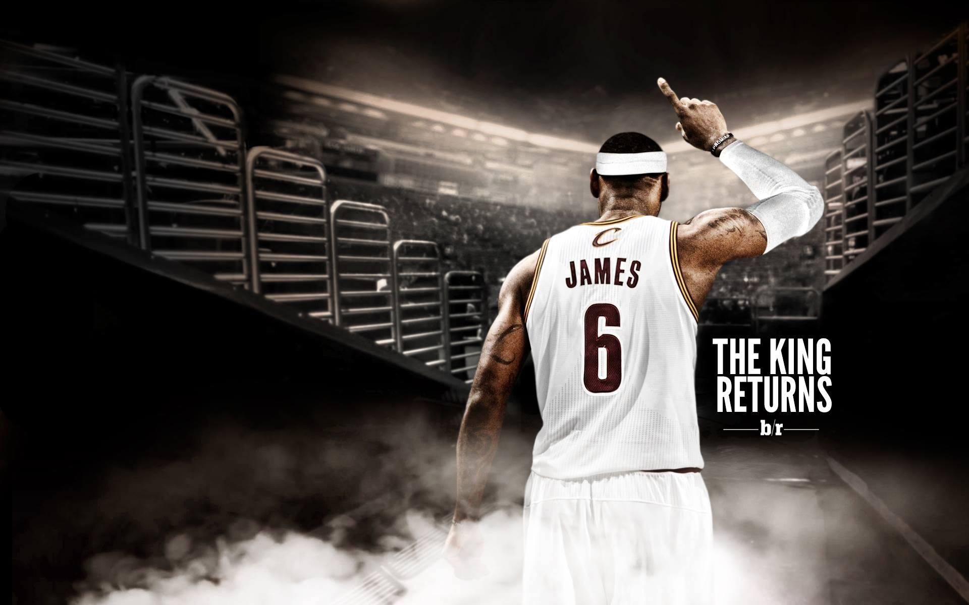 Lebron James Wallpapers Dunk 2015 1920x1200