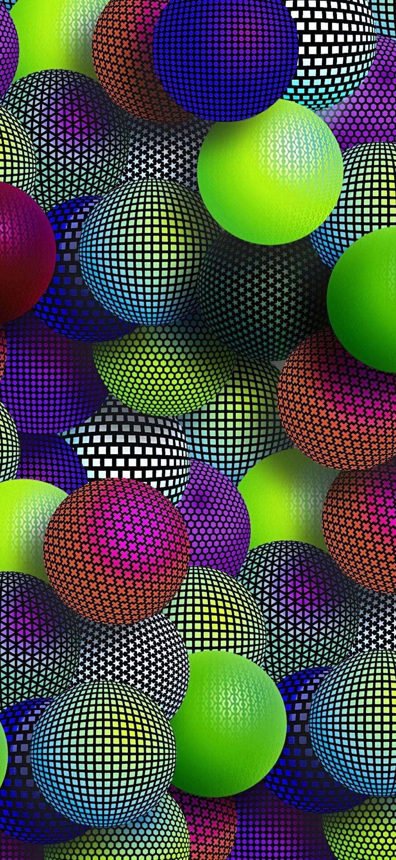 3D Phone Wallpaper 002   [1080x2340] 1080x2340