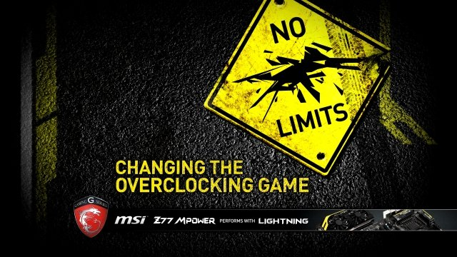 msi z77 mpower changing the overclocking game wallpaper 2560 1440 640x360