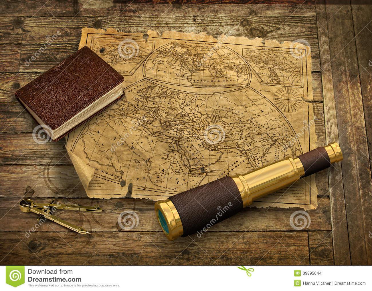 1300x1019px antique nautical map wallpaper wallpapersafari nautical world map wallpaper old world map with telescope 1300x1019 gumiabroncs Gallery