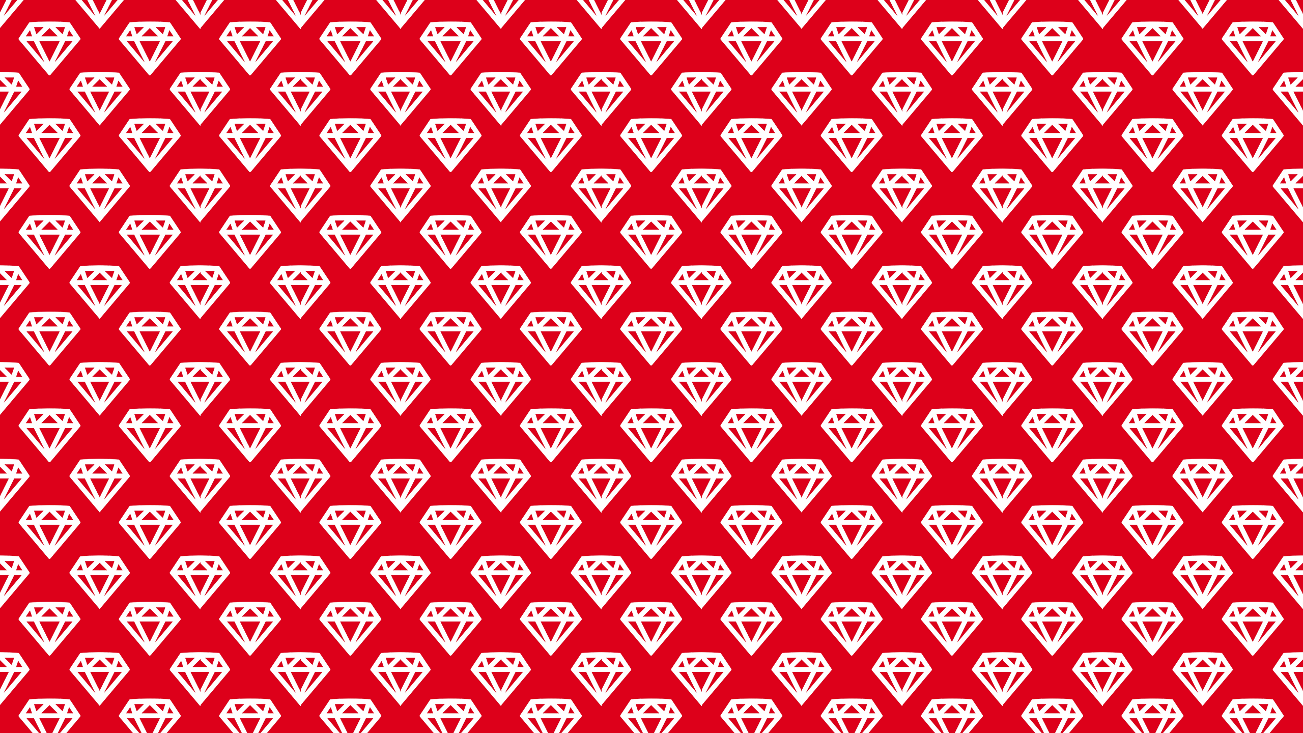 Red White Diamonds Desktop Wallpaper is easy Just save the wallpaper 2560x1440
