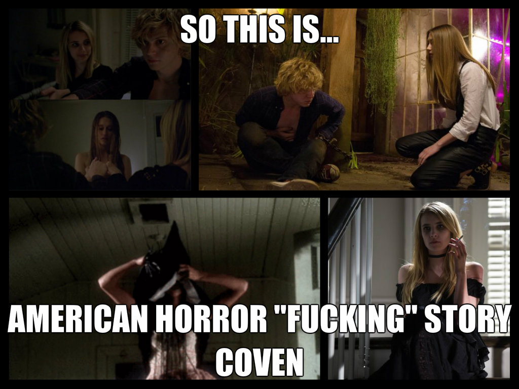 Free Download American Horror Story Ahs Coven 1024x768 For Your