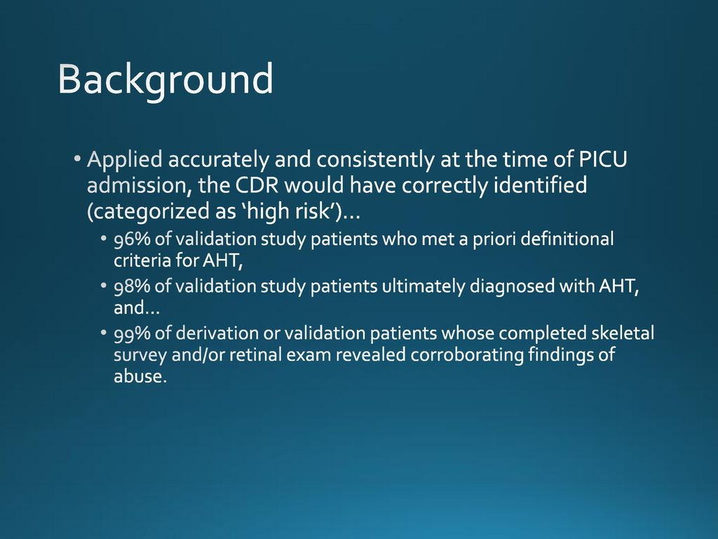 CDR Implementation Trial   ppt download 1024x768