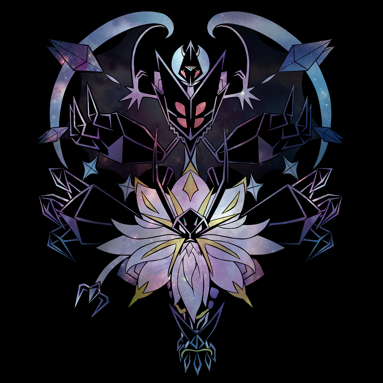 Solgaleo Wallpaper posted by John Sellers 1280x1280