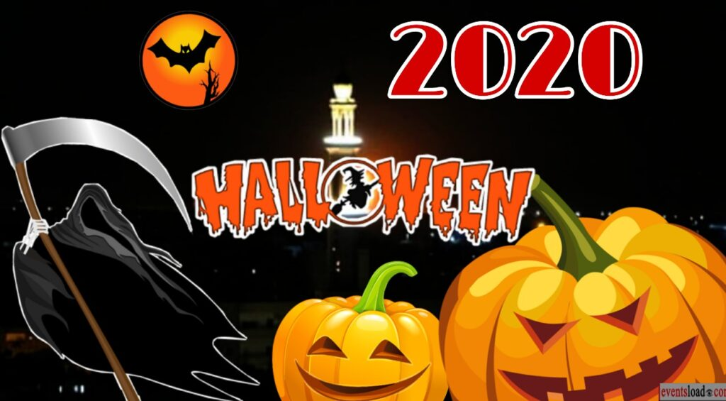 Happy Halloween 2020 Scary Wallpapers Download   Welcome to 1024x565