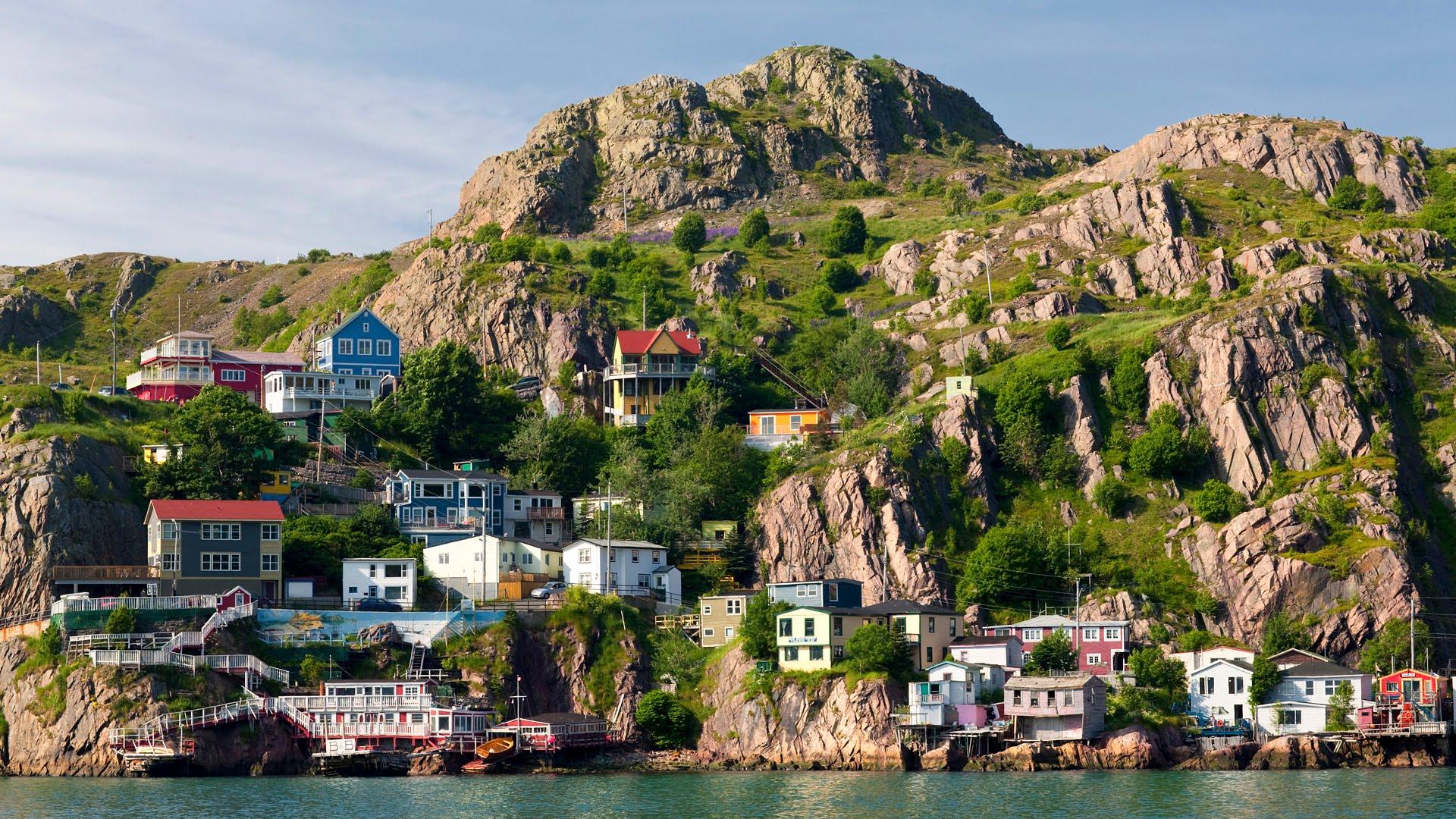 Newfoundland And Labrador Canada Wallpapers High Quality 1920x1080