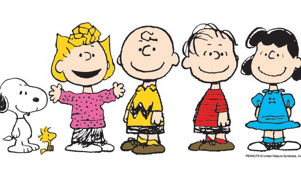 Snoopy Charlie Brown and the gang are headed back to the big screen 620x370