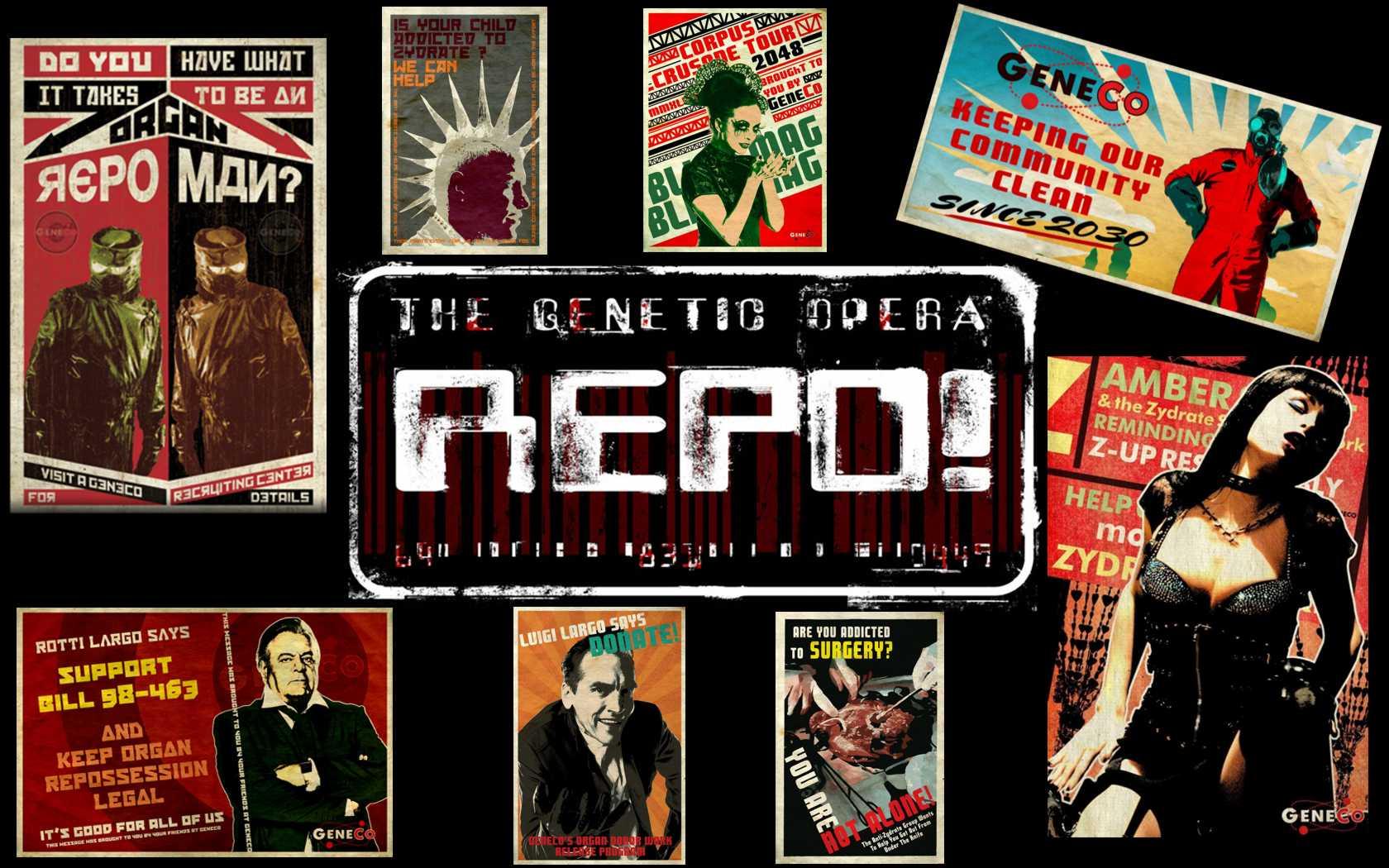 Repo the genetic opera wallpaper HQ WALLPAPER   178521 1680x1050