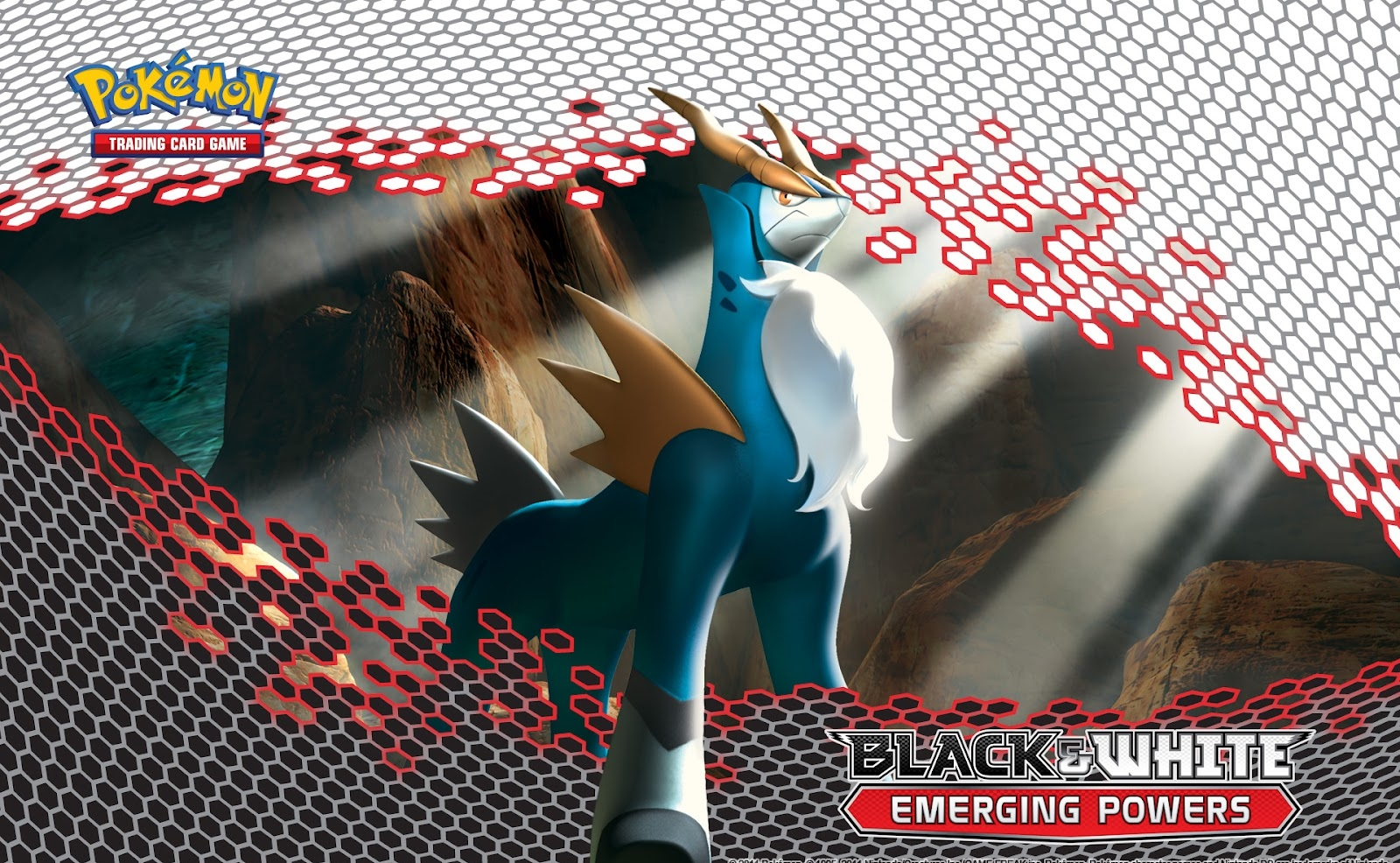 Cobalion Pokemon   HD Anime Wallpaper 1600x986