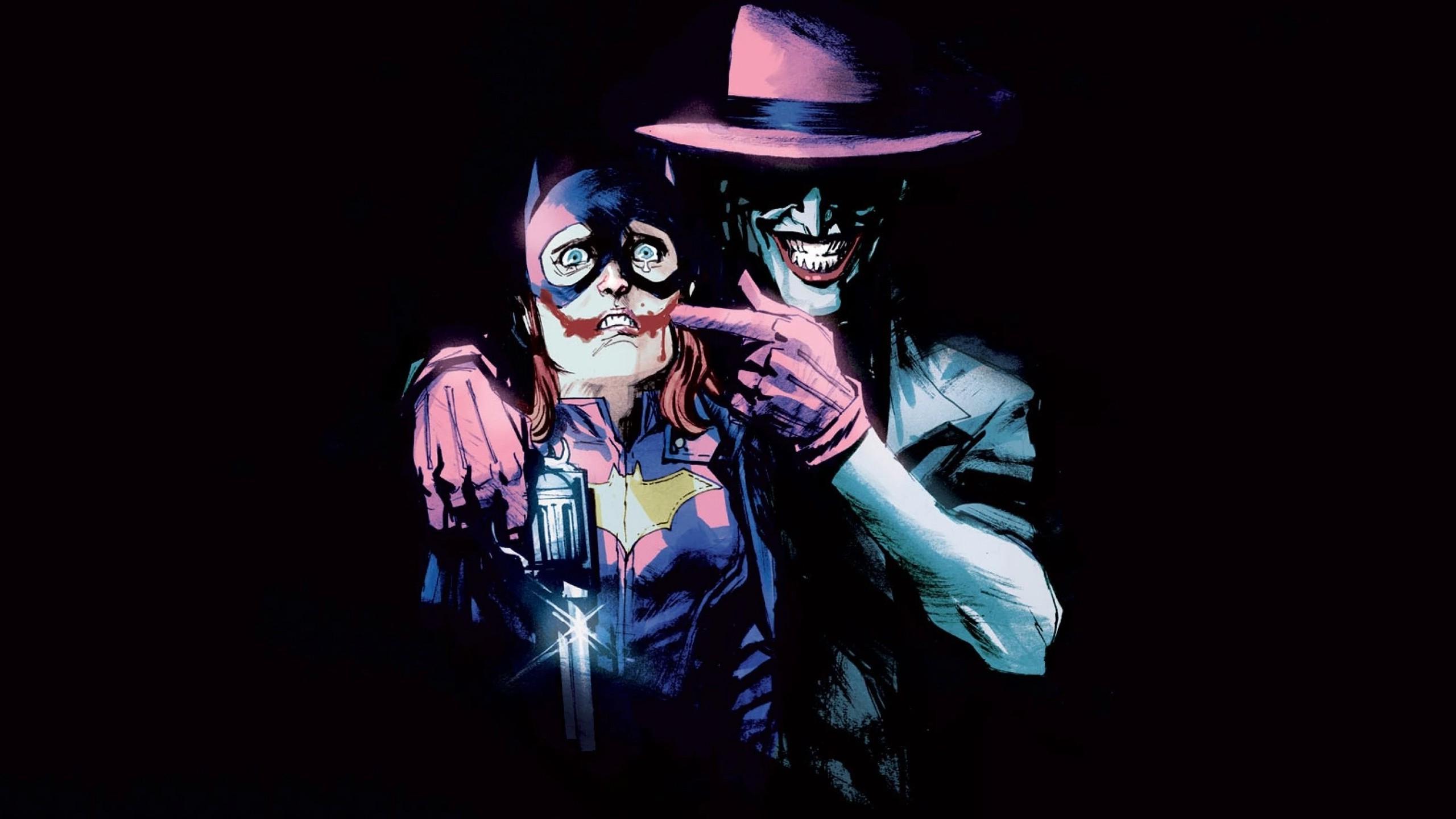 HD DC Comics Backgrounds 2560x1440