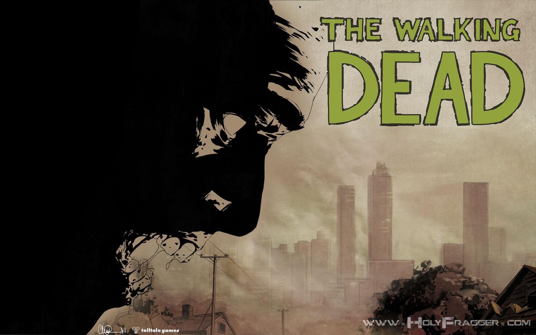TWD   The Walking Dead Game Wallpaper 32546829 1440x900