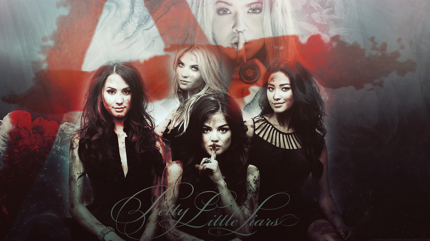 Pretty Little Liars Wallpaper by lucemare 1366x768