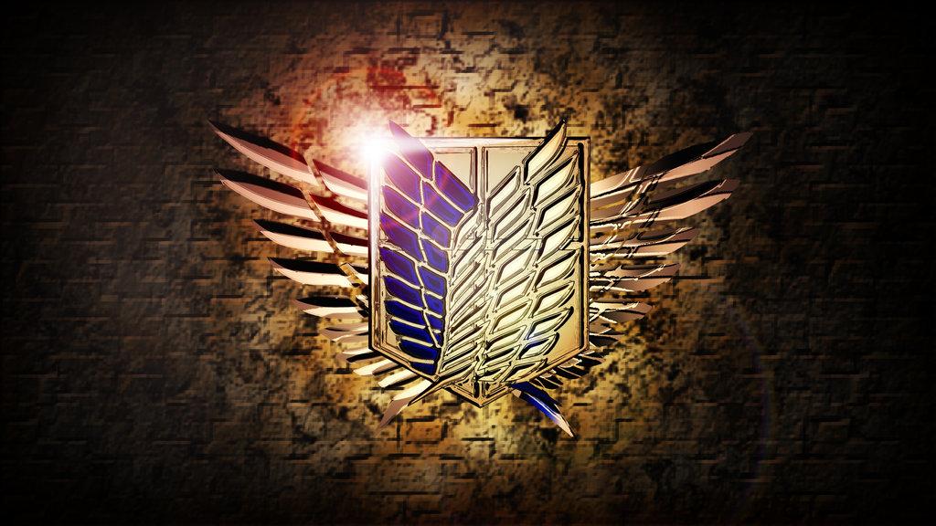 Wings of Freedom Shingeki no Kyojin by snakestorm44 1024x576