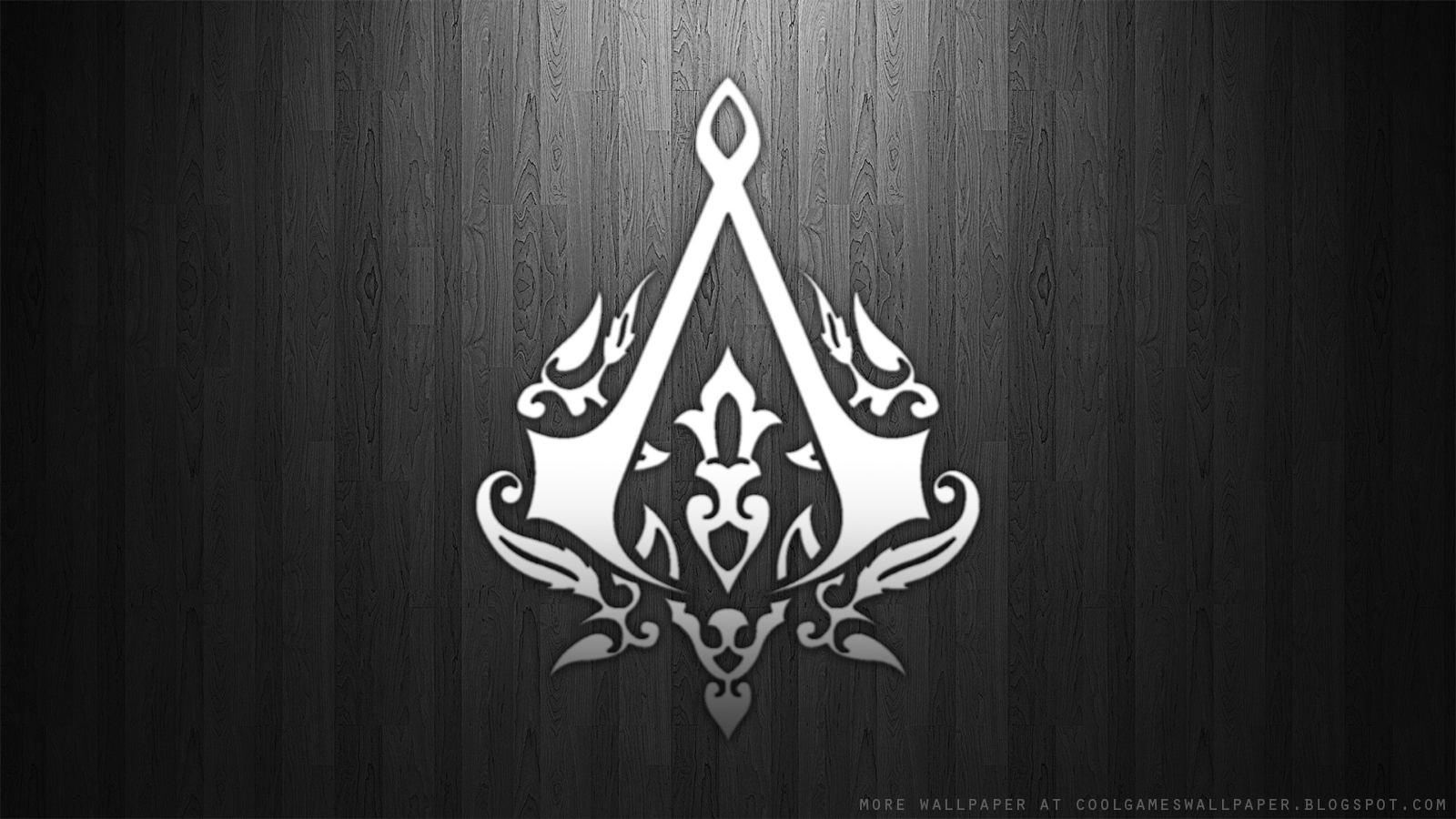 Assassins Creed 3 Logo Wallpaper Game Mania Club Wallpapers 1600x900