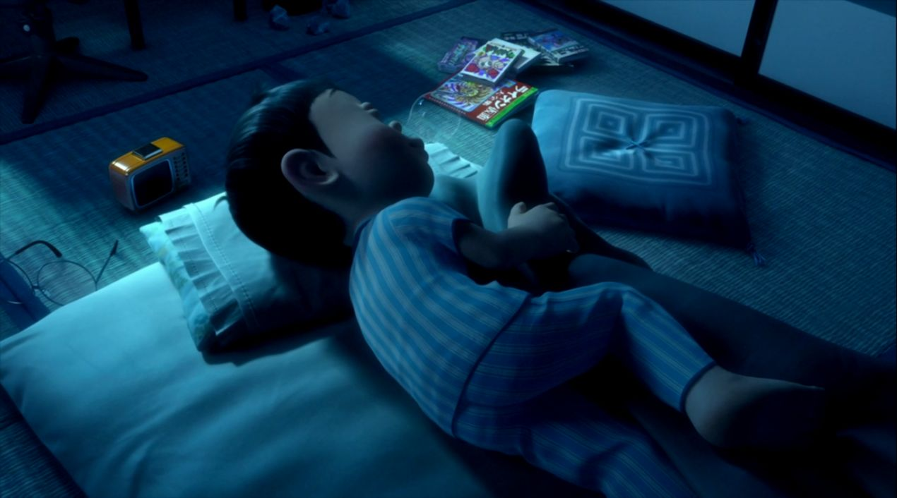 Stand By Me Doraemon Sleeping Nobita All in One Wallpapers 1270x706