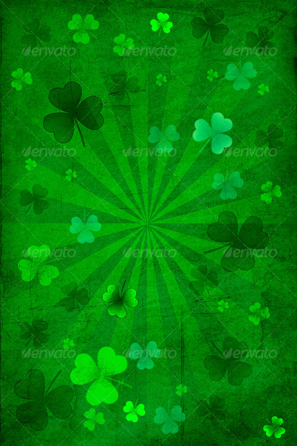 St Patricks Day Background 590x885