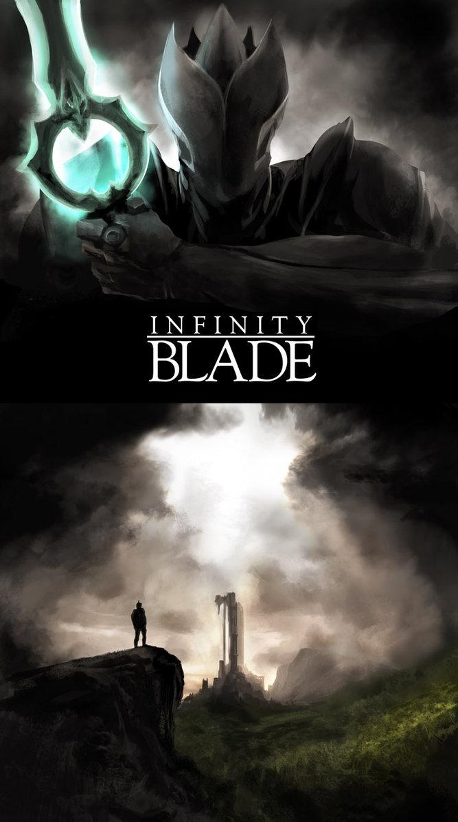 Infinity Blade Wallpaper 640960 iPhone W 667x1198