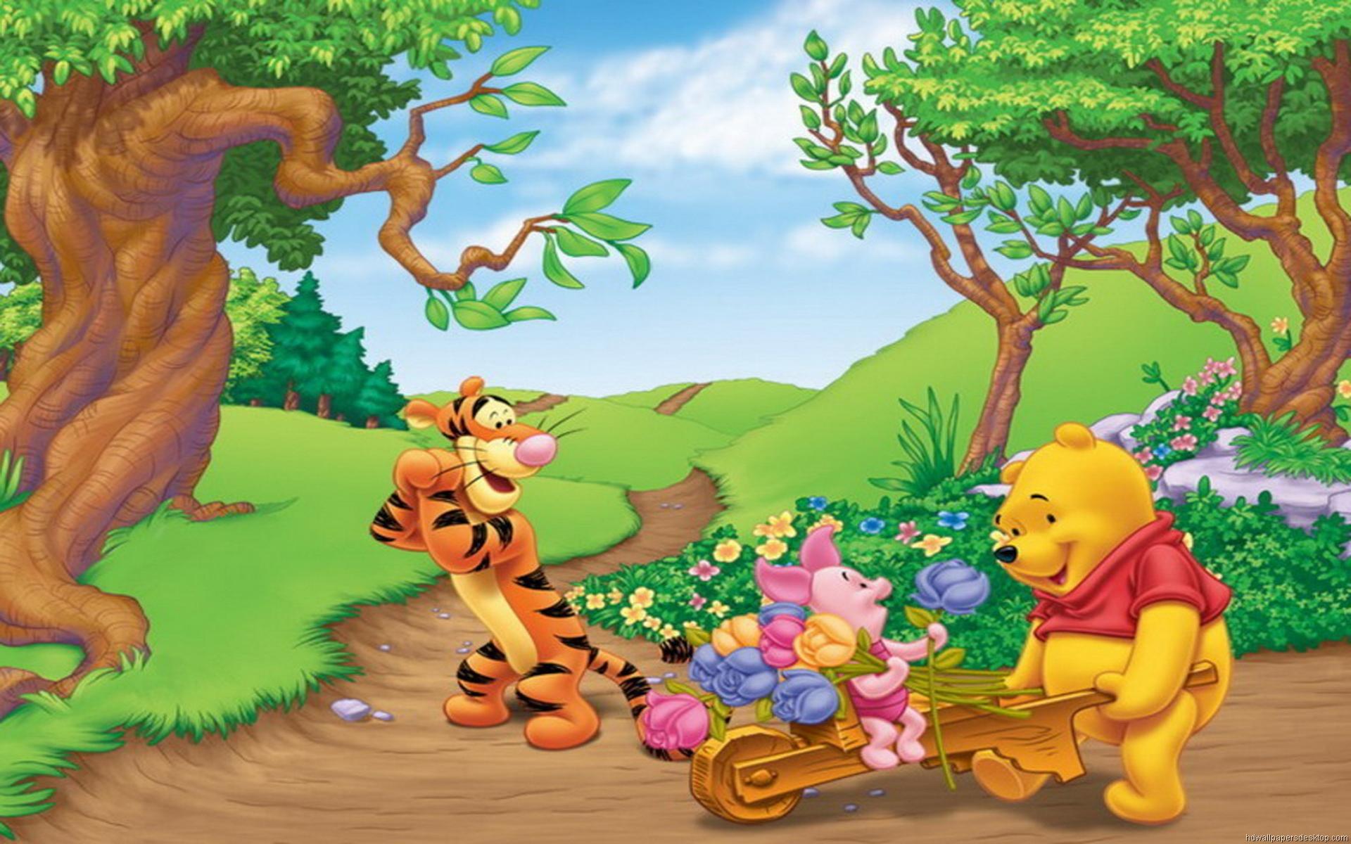 Winnie the Pooh Computer Wallpaper 1920x1200
