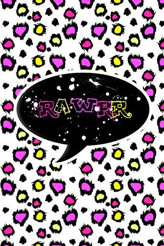 Colorful Cheetah   Lock Screen Wallpaper Flickr   Photo Sharing 333x500
