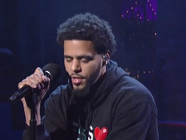 With Huge Sales Projections J Cole Keeps 2014 Forest Hills Drive 640x480