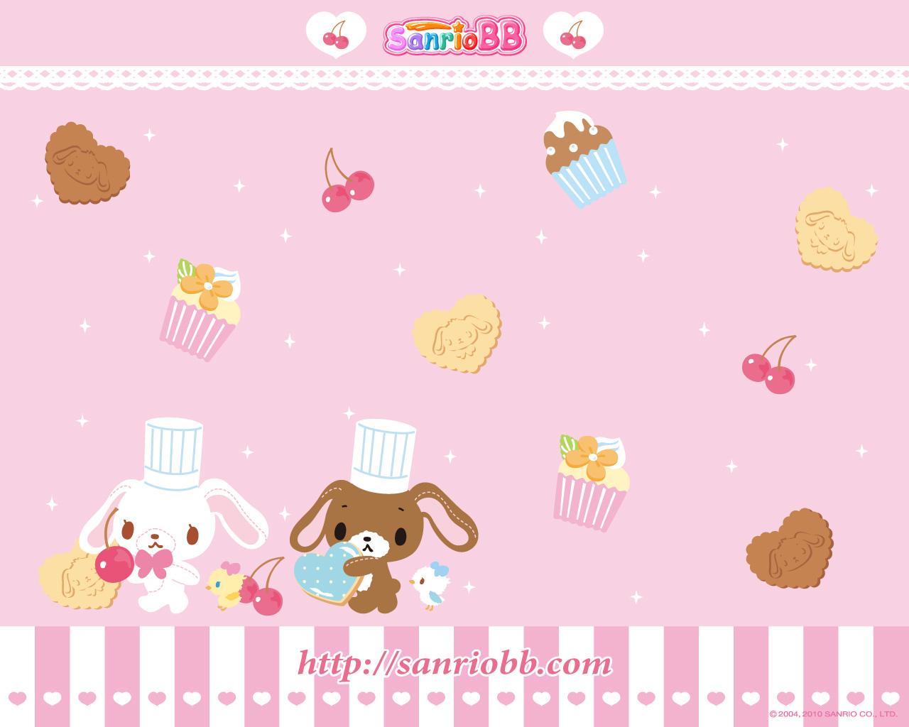 immorivine Sugarbunnies wallpaper 1280x1024