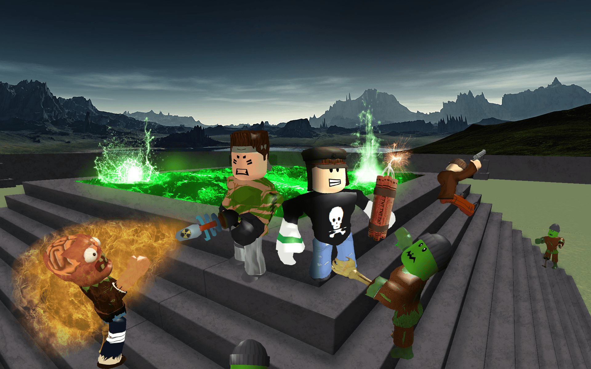 Roblox Gaming Wallpapers   Top Roblox Gaming Backgrounds 1920x1200