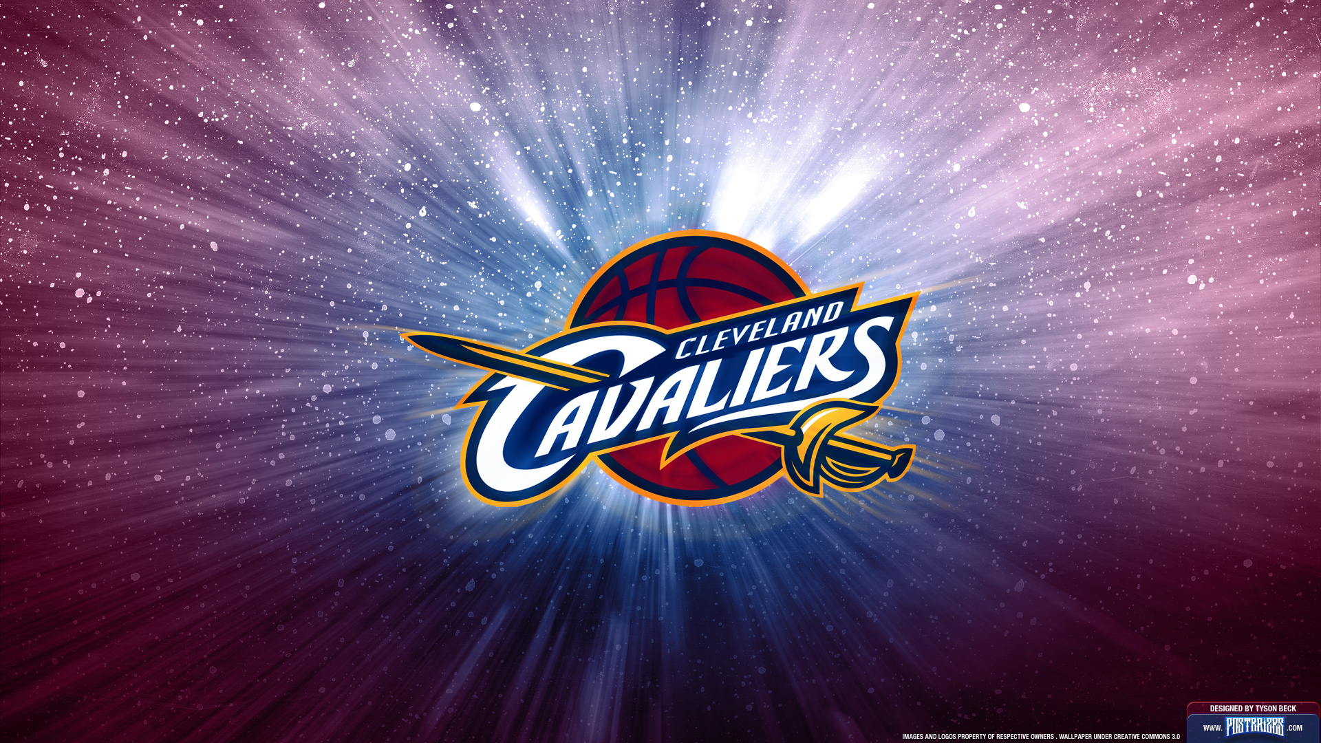 Cleveland Cavaliers Logo Wallpaper 1920x1080