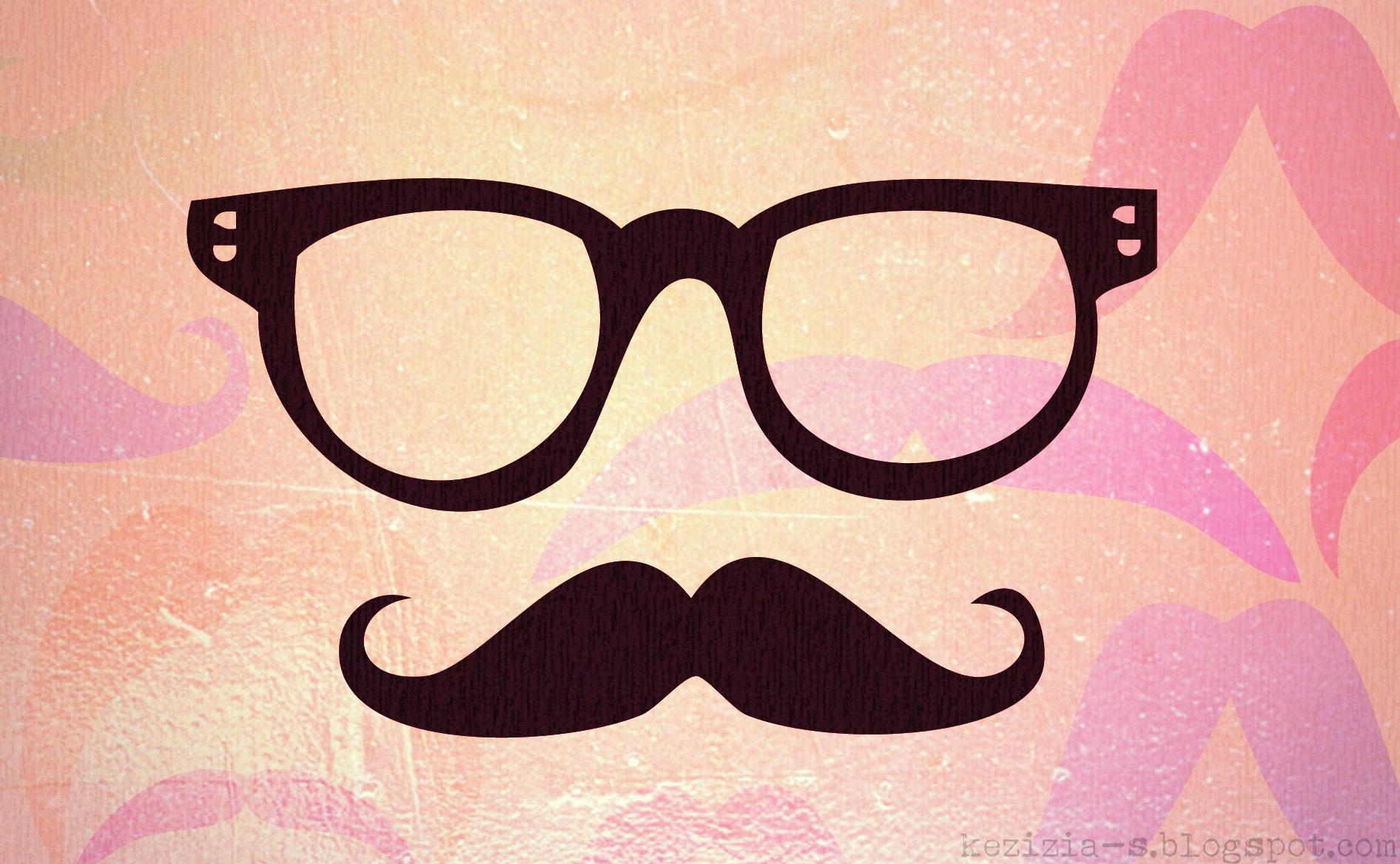 49 Cute Mustache Wallpaper Tumblr On Wallpapersafari
