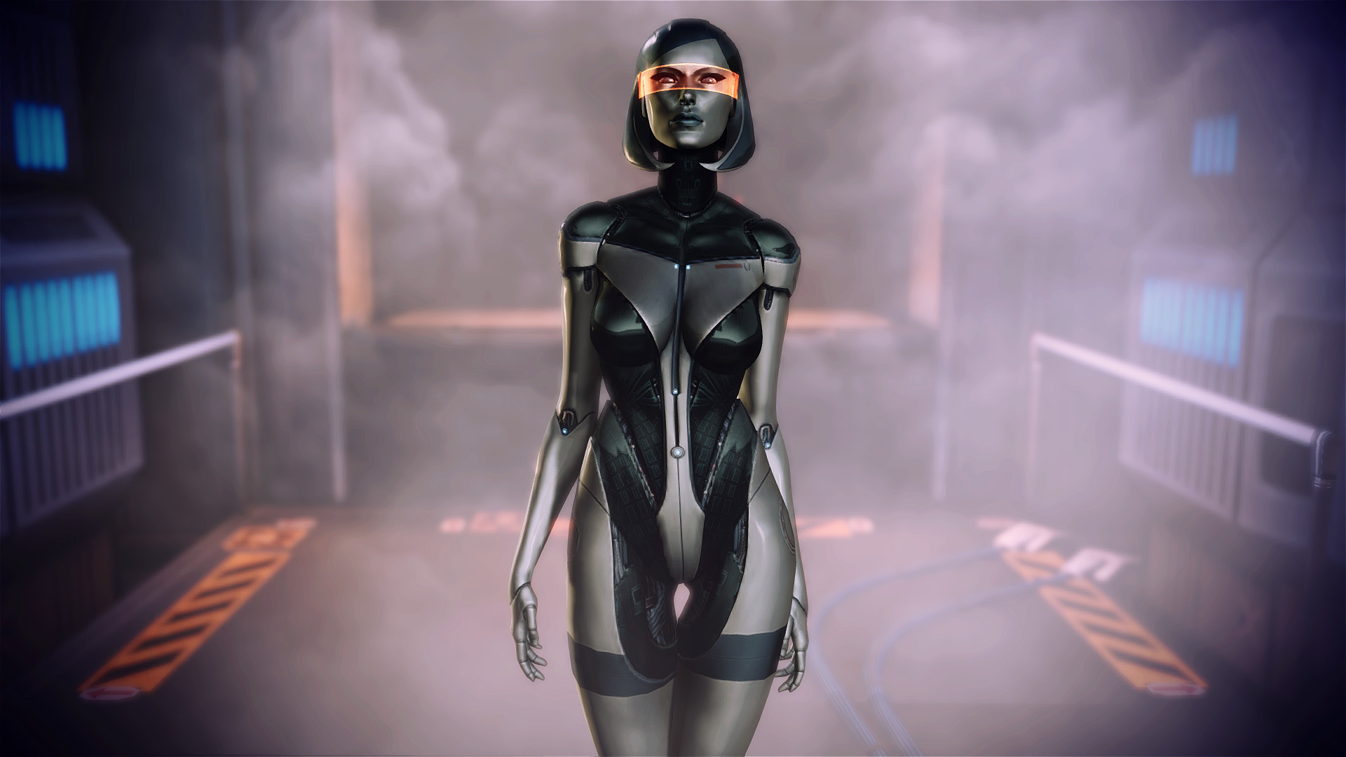 Edi Mass Effect Wallpaper Wallpapersafari