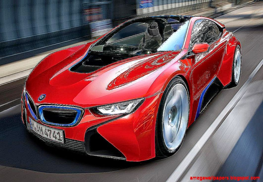 BMW Red Sports Car Wallpapers 2015 Cool Desktop Wallpapers 1062x735